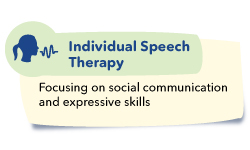 Individual Speech Therapy