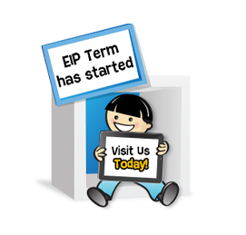 EIP Term has started